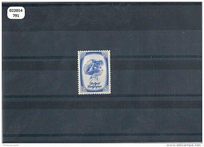 Actief Lot : 022014/791 - Belgique 1938 - Yt N° 493 Neuf Sans Charniere ** (mnh) Gomme 100% Garantie