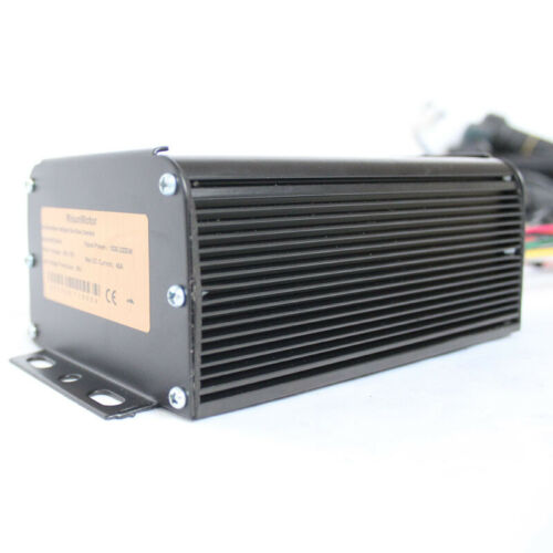 Fast ship powerful48-72V 1500W 12 MOSFET 45A eBike Controller 750C Color Display