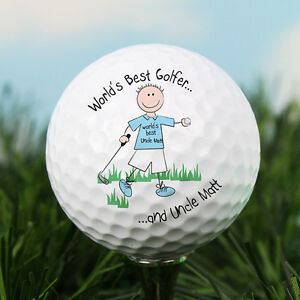 Image Is Loading World 039 S Best Golfer Personalised Golf Ball