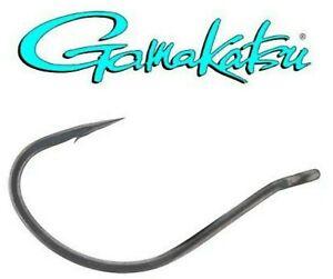 Split Shot Hook 504 Choose Size Gamakatsu Drop Shot