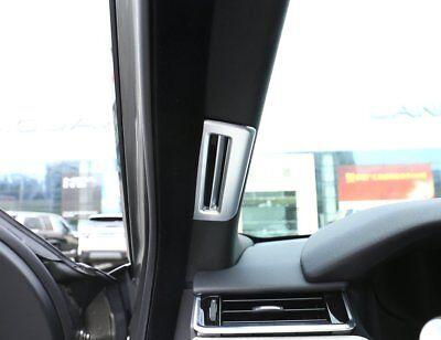 Chrom Rückansicht Spiegel Rahmen Abdeckung Für Range Rover Velar 2017 2018
