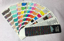 Pantone Color Formula Guide 17th Edition 1982 1983 Coated And Uncoated