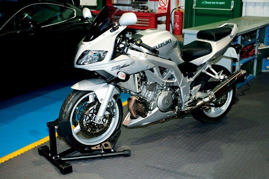 Laser 5671 Motorcycle Stand//Wheel Chock