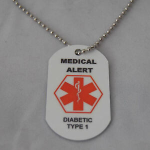 Medical-Alert-Necklace-for-Diabetic-type-1