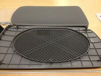 Toyota Camry Gray Replacement Rear Speaker Grille Covers 2002-2006 Covers