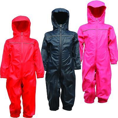 Regatta Childrens Splosh III All-in-One Suit