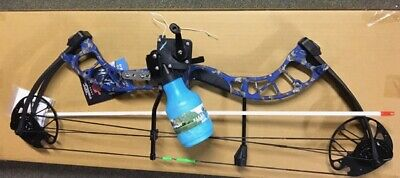 fishing reel reste doigts PSE D3 bluebowfishing Compound Bow