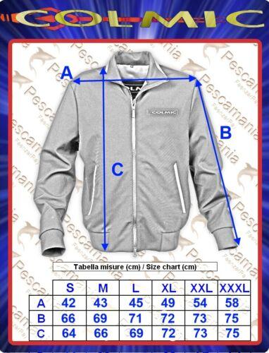 Bekleidung Jacke Colmic soft shell blau/blau komfortable wasserdicht Atmungsaktiv