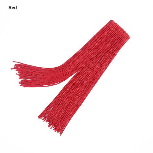 Silky Loop Tassel Trimming Border Edge 15cm Long Neotrim Cut Chianette Fringe