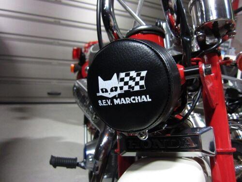 HONDA Monkey4L head light cover Marshall logo for 4L Monkey BLACK New Japan