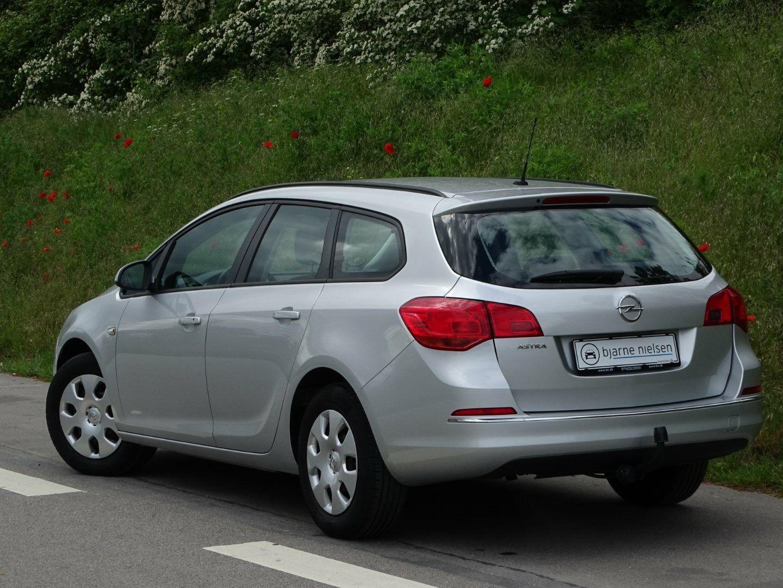 Opel Astra 1,4 100 Enjoy ST - billede 2