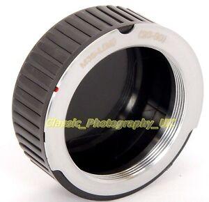 Leica-Schraub-zu-Leica-M-Adapter-28-90mm-LTM-Objektiv-fuer-Leica-m9-Voigtlaender