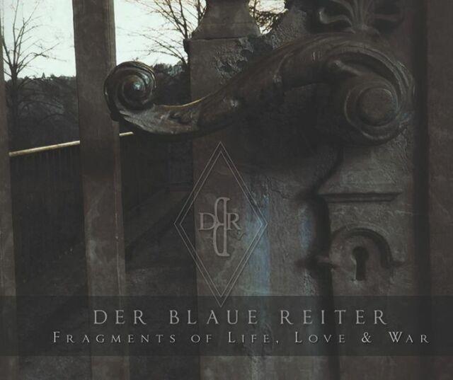 DER BLAUE REITER fragments of life, love and war CD