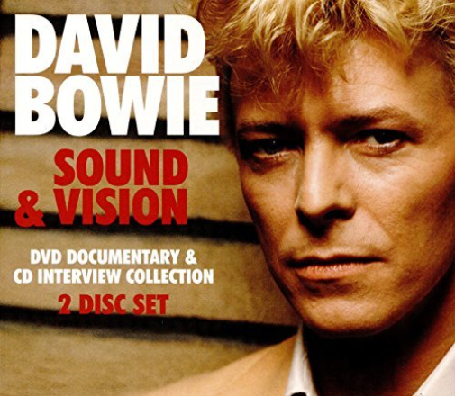 BOWIE,DAVID-SOUND & VISION CD NEUF