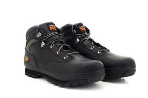 Da-Uomo-Timberland-M1064-pro-Nero-Euro-Hiker-2G-Punta-Acciaio-Scarpe-Sicurezza
