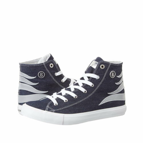 High Bleu 38 1 Taille Lady 36 Bogner Jersey to Eu New Sneaker Schuhe Top wqUAgYnF4