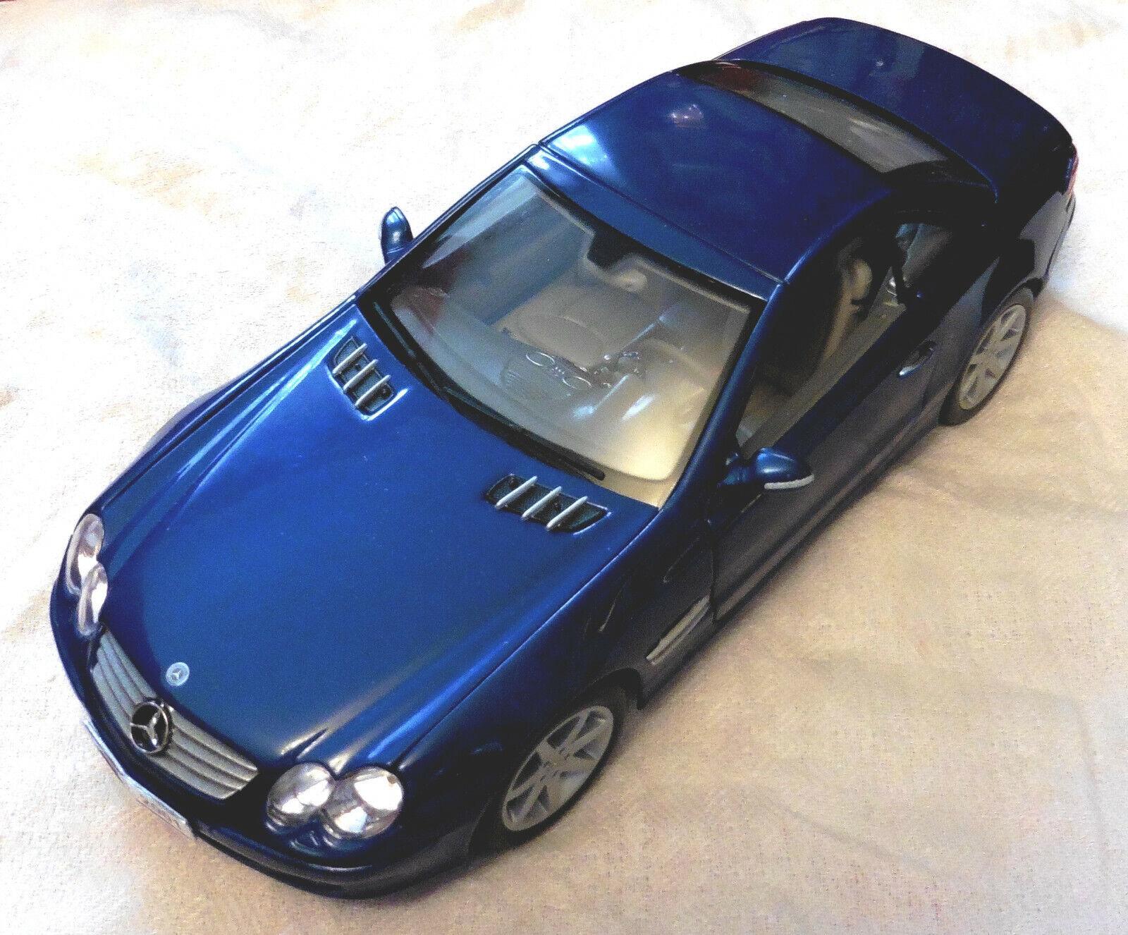MAISTO Mercedes-Benz SL Klasse 2001, 1 18, mint