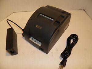 EPSON TM-U220B M188B Kitchen / Bar POS Receipt Printer USB