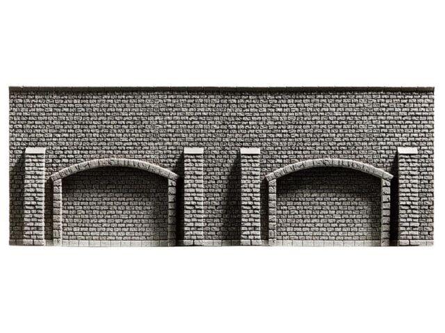 Noch 44920 Z Arkadenmauer 13 x 7 cm