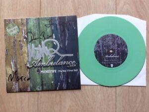 Ambulance-LTD-Primitive-The-Way-I-Treat-You-Fully-Signed-Green-vinyl-7-034