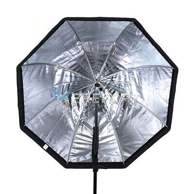 New Professional 80cm Octagon Umbrella Softbox soft box Reflector Speedlite