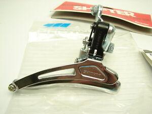 """Vintage NOS Shimano Positron Front Derailleur Bicycle 1/"""" Clamp"""