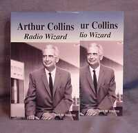 Two Copies: Arthur Collins Radio Wizard; Great Amateur Radio Story & A Nice Gift