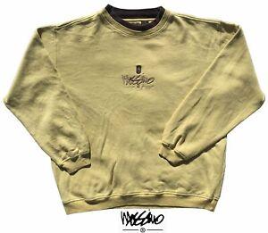 Jumper-Men-039-s-Mossimo-Jumper-vintage-Sweatshirt-Oversize-Crewneck