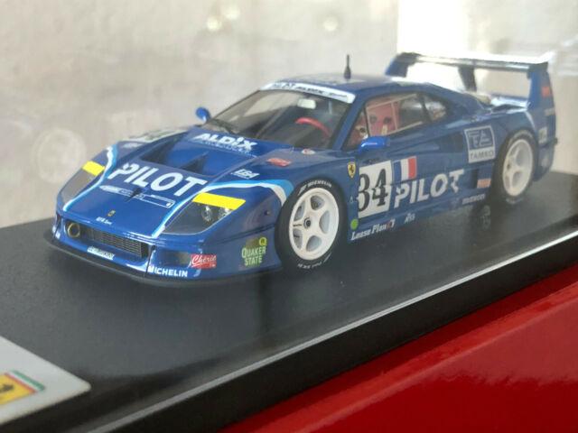 1/43 Make Up Ferrari F40 LM Pilot EM036 very rare, no AMR, Le Phoenix, BBR, MR