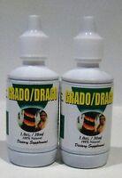 2 Sangre De Grado (dragon's Blood) X 30 Ml Drops