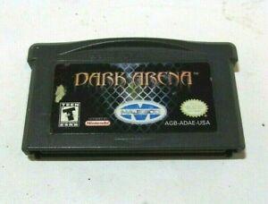 Dark-Arena-Nintendo-Game-Boy-Advance-2002-Authentic-Cartridge-Only