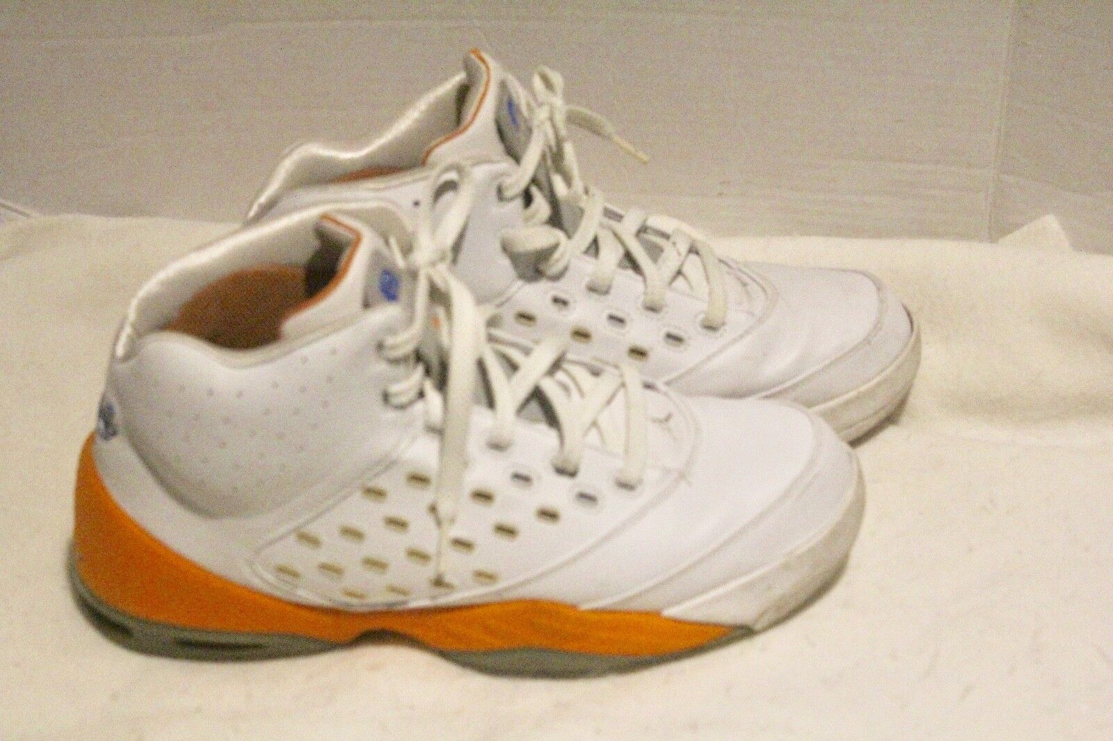 NIKE JORDAN MELO 2006 Syracuse Basketball shoes RARE Sneakers 311813-141 Size 12