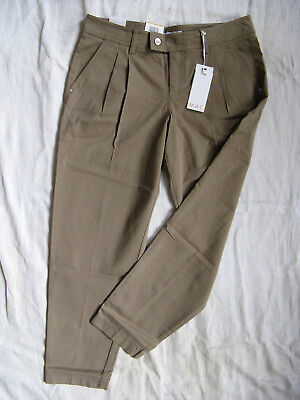 MAC Sally Damen Jeans Hose 7//8  Passform Gerade Passform Gr 36//26