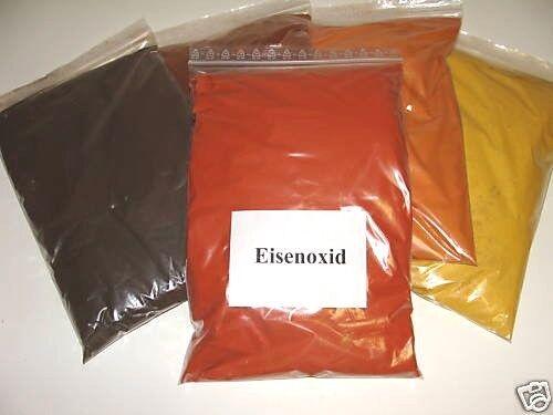 ( kg) 20 Kg Eisenoxid rot (ziegelrot) Farbpigmente für Beton + Wand