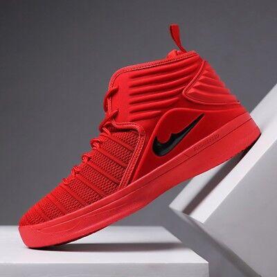 Rosso sport sport di squadra maschile retrò sport scarpe basket scarpe ragazzo   eBay