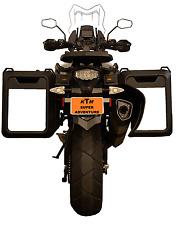 KTM Super Adventure Pannier reflective decal kit  hardbag