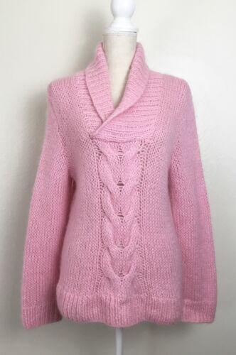 RALPH LAUREN Exclusive Hand Knit Sweater Lambswool