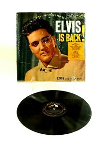 Elvis is Back 1960 Vinyl LP RCA LPM-2231