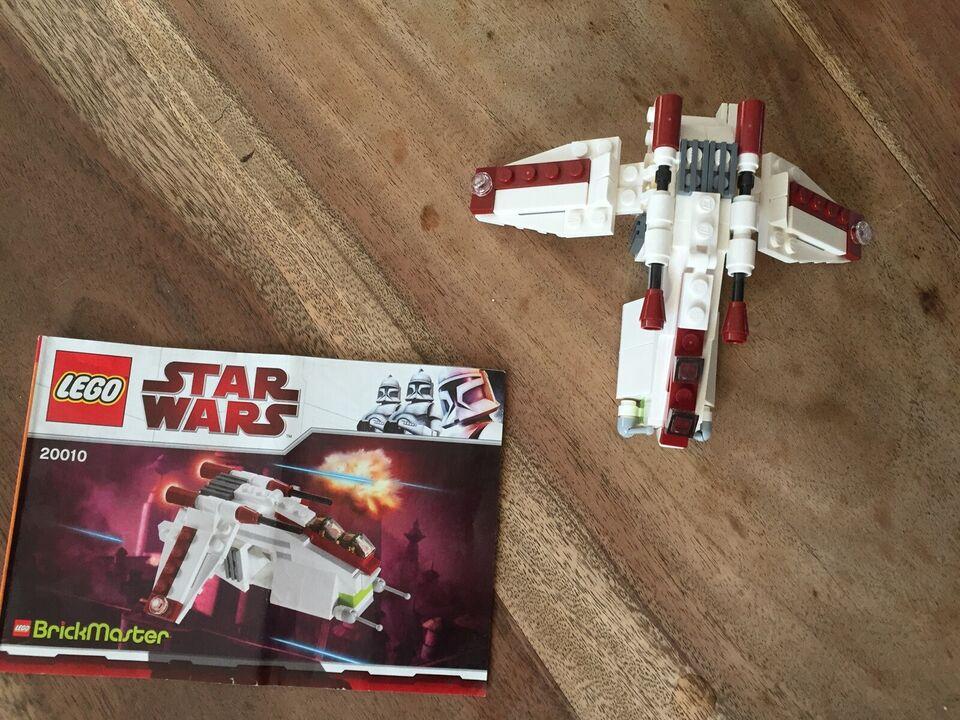 Lego Star Wars, 20010 Republic Gunship
