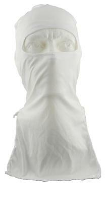 Senshi Japan/'s Halloween Maschera Ninja Bianco Taglia Maschera fatta di materiale elastico