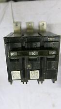 Siemens B390HH 90 Amp 3 Pole 240 Volt Bolt On Circuit Breaker WARRANTY