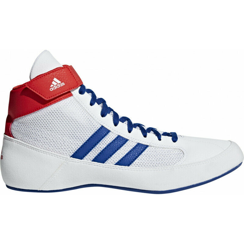 Mens Adidas Havoc Mens Wrestling shoes - White