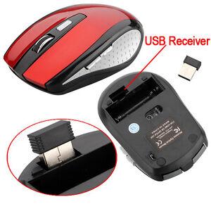 2-4-GHz-USB-Optische-Funkmaus-PC-Notebook-Computer-Maus-Kabellos-Wireless-Mouse