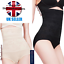 Ladies-Women-Ultra-Thin-Body-Shaping-High-Waist-Seamless-Slimming-Panty-Knickers thumbnail 1