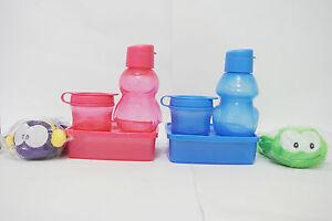 choose tupperware kids children twinkle lunch box bento sandwich container ebay. Black Bedroom Furniture Sets. Home Design Ideas