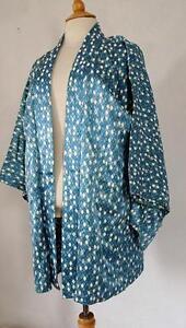 Amazing-japonais-kimono-haori-veste-bleu-blanc-motifs-geometriques-373-r