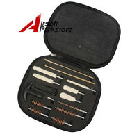 Tactical Pistol Cleaning Kit Carry Case For Caliber Hand Guns 22 357 38 9mm 40