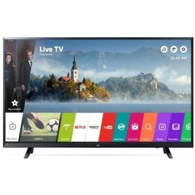 """LG TV 43"""" IPS 4K SmartTV 43UJ620V"""