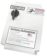Elimia DOL 12-18-240LC 5 HP 3-Phase 240V Magnetic Motor Starter Nema 4X NEW!!