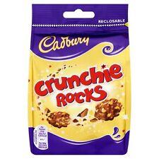 ***British Chocolate*** Cadbury Crunchie rocks pack